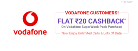 vodafone superweek phonepe