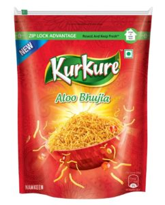 Buy Kurkure Namkeen, Aloo Bhujia, 1kg for Rs.222 only