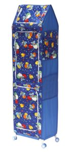Amardeep and Co XXL Multipurpose Toy Box (Blue)