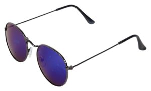 Amazon- Buy Lilaba Fashion UV Protected Round Unisex Sunglasses at only Rs 149