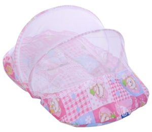 Amazon- Buy Little's Bassinet - Lovely Print (Multi Color) at Rs 348