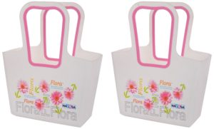 Amazon- Buy Nayasa Plastic Basket Set