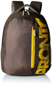 Amazon- Buy Pronto Thunder 20 Ltrs Brown Casual Backpack