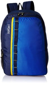 Amazon- Buy Safari 25 Ltrs Blue Casual Backpack