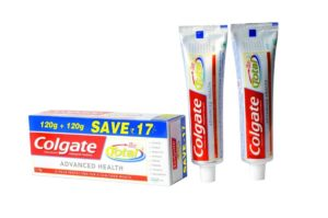 Amazon - Colgate Total Advance Toothpaste 240g at Rs.114