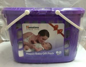 Amazon - Himalaya Baby Basket Gift Pack at Rs. 650 only