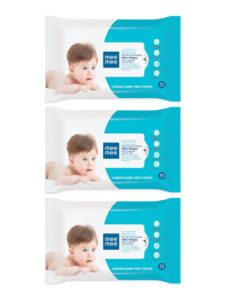 Amazon Pantry- Buy Mee Mee Caring Baby Wet Wipes