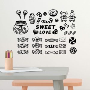 Solimo Wall Sticker for Dining Room