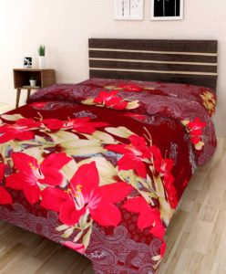 Amazon Steal - Buy Bedsheets starting at Rs. 121