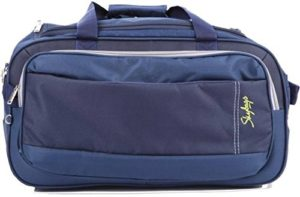 Amazon- buy Skybags Cardiff Polyester 55 cms Blue Travel Duffle at only Rs 953