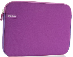 AmazonBasics 11.6-inch Laptop Sleeve (Purple) at rs.272