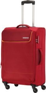 Buy American tourister Suitcases at 62% off.