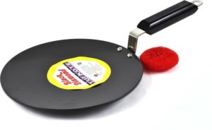 Buy Black Diamond Hard Anodized Roti Tawa - 25 cm for Rs.349 only