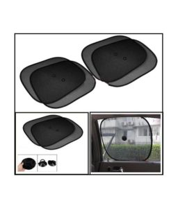 Buy Car Window Sunshades (Set of 4) - LetsModify for Rs.99 only