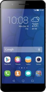 Buy Honor 6 Plus (Black, 32 GB) (3 GB RAM) at Rs.11,990