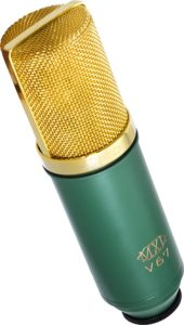 Buy MXL Mics V67G Large Capsule Condenser Microphone, Gold/Green Rs.2,999