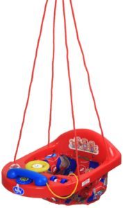 Buy Natraj Activity Swing (Red) for Rs.479 only