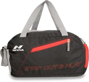 Buy Nivia Sports Pace 02 Jr Multi-purpose Bag (Multicolor, Kit Bag) for Rs.538 only