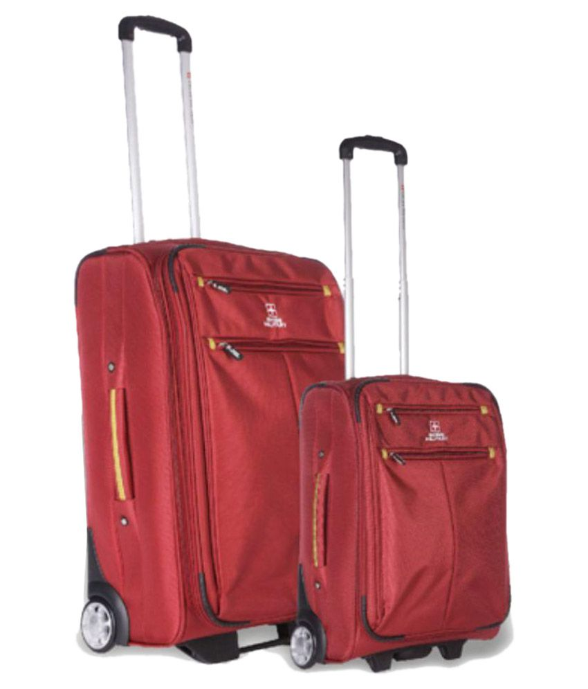 84af4126f1 Buy-Swiss-Military-Red-Set-of-2-Medium-Small-Check-in-soft-Luggage-For-Rs.7397.jpg