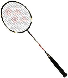 Buy Yonex NANORAY GlanZ Strung w Nanogy G4 Strung (Green, Black, Weight - 90 g) for Rs. 9,349 only