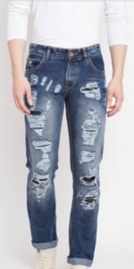 Flat 60% Off on Men's Branded Jeans