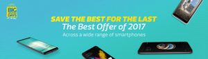 Flipkart Big Shopping Days Get a smartphone for your needs at dream price