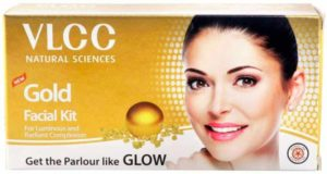 Flipkart- Buy VLCC Gold Facial and Party Glow Kit