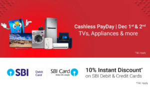 Flipkart Pay Day Offer