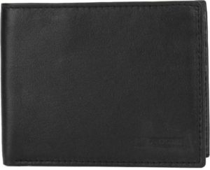 Flipkart Steal - Buy Provogue Men Black Genuine Leather Wallet