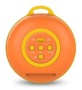 Genius SP-906BT Bluetooth Speakers with Mic (Orange)