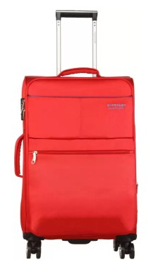 Giordano Oxford812-RD28 Expandable Check-in Luggage - 28 Inches  (Red)