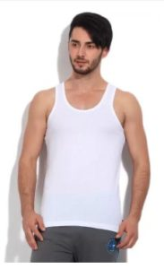 Jockey Men's Vest  (Pack of 2)