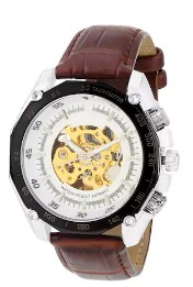 Junket Tribe Automatic Mechanical Watch