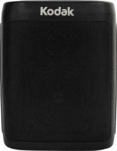 Kodak TV Speaker 68M Portable Bluetooth Home Audio Speaker (Black, Mono Channel)