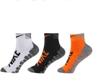 Nike Men & Women Ankle Length Socks