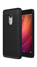 PayTM Buy Hybrid Soft Case Back Cover For Xiaomi Redmi Note 4 Rs 74