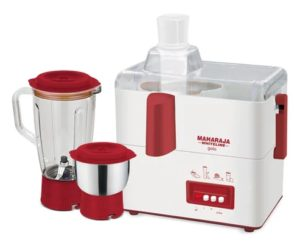 Pepperfry Maharaja Whiteline Gala 450W Juicer Mixer Grinder for Rs 1478 only