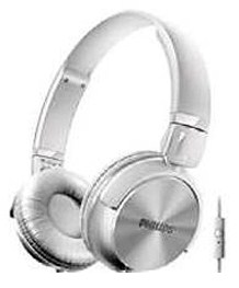 Philips SHL3095WT Headphones (White) at Rs.494