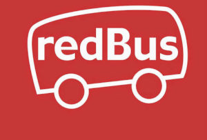 RedBus - 50% off upto Rs. 250 + 10% Cashback Via Amazon