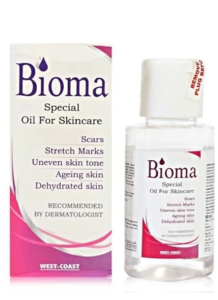 West Coast Bioma Special Oil for Skincare (60 ml)