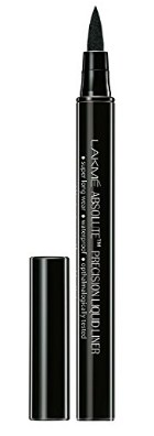 Lakme Absolute Precision Liquid Liner, Black, 1.2 ml