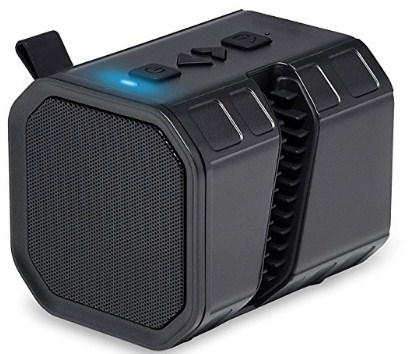DN-R Bluetooth Speaker for mobile , SD Card insert, Outdoor Sports, Wireless Speakers with Enhanced Bass, Built-In Microphone / Hands-Free