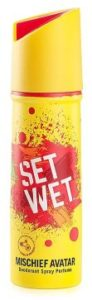 Set Wet Mischief Avatar Body Spray