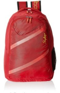 Skybags Router 26 Ltrs Red Casual Backpack (LPBPROU2RED)