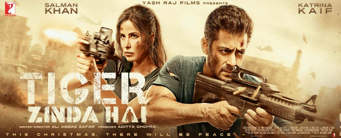 Tiger Zinda Hai upto rs.150 cb