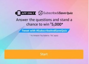 amazon sub save quiz
