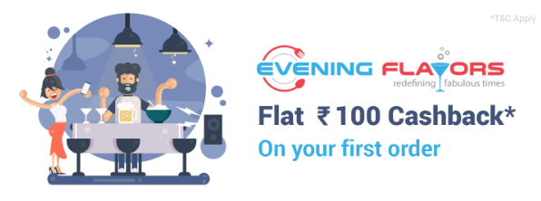 evening flavors phonepe offer