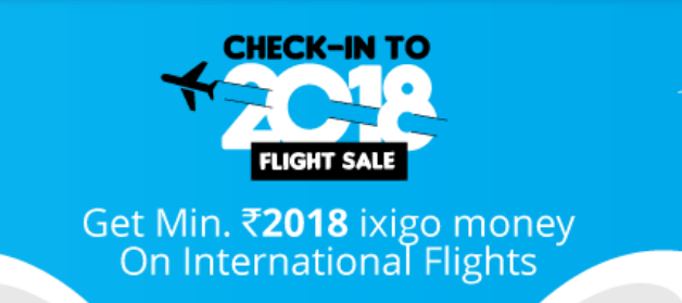 Ixigo Flights