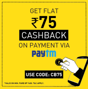 meru paytm offer