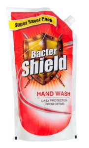 Amazon- Buy Bacter Shield Hand Wash Refill – 800 ml at Rs 105 image